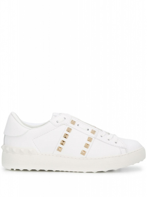 VALENTINO GARAVANI Sneaker 'Rockstud untitled' BIANCO_1
