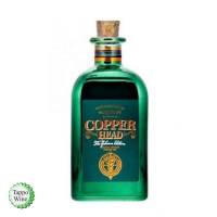 (P) 0500 GIN COPPERHEAD GIBSON EDITION 40% CT*6
