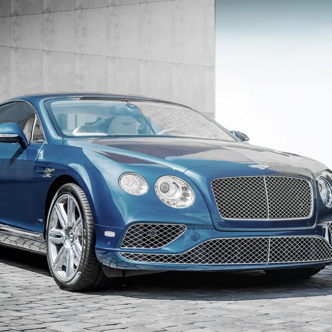 FEATURED MBENTLEY CONTINENTAL SUPERSPORTS