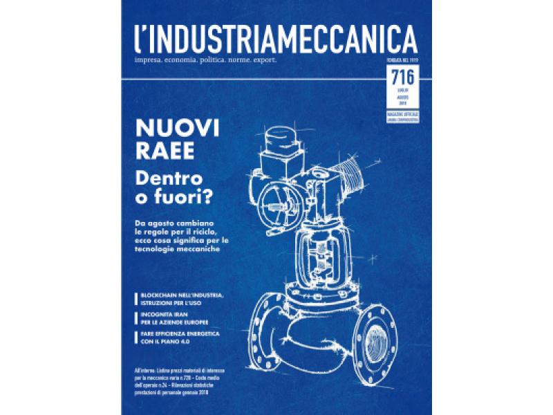 l'Industria Meccanica 716