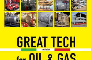 Great Tech for Oil&Gas