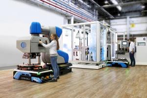 Robot e cobot: presente e futuro della robotica nell'industria
