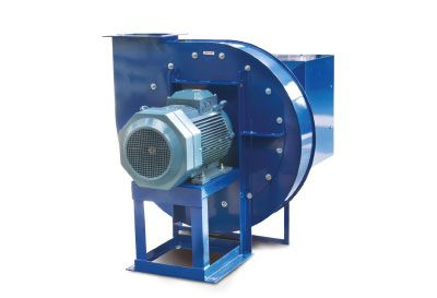 Centrifugal and axial industrial fans
