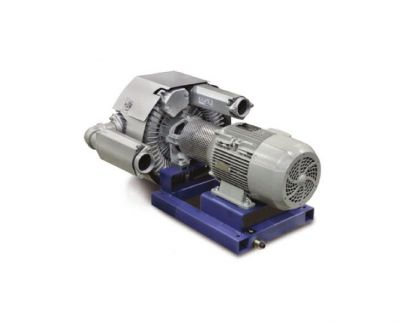 Side channel blowers and exhausters suitable for hazardous area applications meeting ATEX CE II 2G Eexd IIB T3 standards