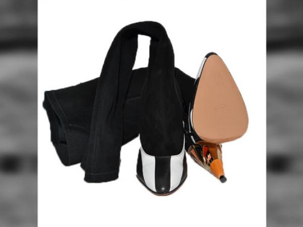 Givenchy Stivali con modello suola TEQUILGEMMA chiara