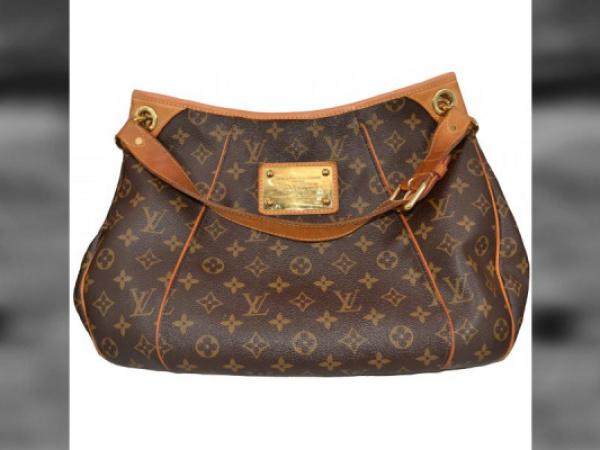 Riparazione profilo borsa Louis Vuitton