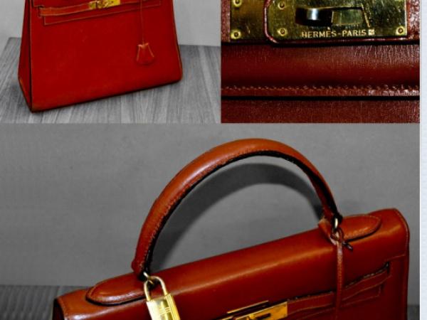 Ricostruzione manico borsa Hermès