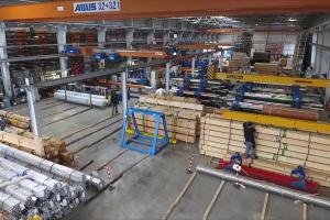 Semilavorati in leghe di nickel, acciai speciali e acciai duplex | Global Alloys