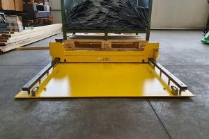 Da un progetto italiano: il primo sistema di levitazione magnetica entra nelle fabbriche