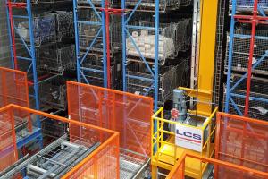 Lcs, magazzini automatici e material handling