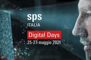 SPS Italia Digital Days, la trasformazione digitale a portata di mano