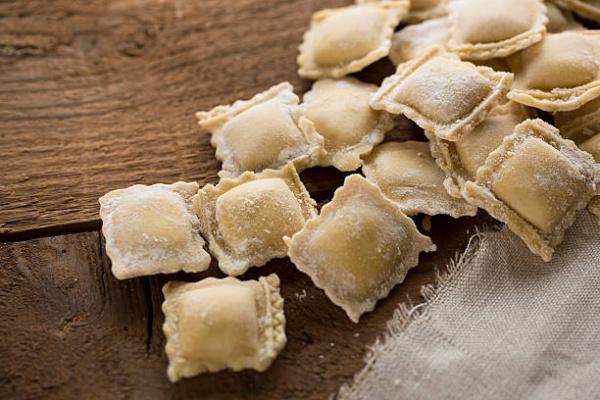 Pasta e Piadine surgelate*
