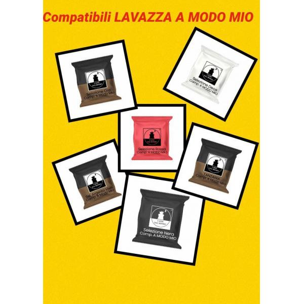 CAPSULE COMPATIBILI - A MODO MIO