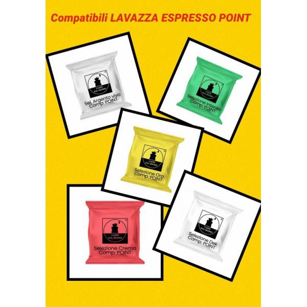 CAPSULE COMPATIBILI - LAVAZZA ESPRESSO POINT