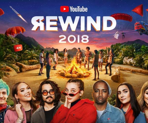 Il video più odiato su YouTube nel 2018 lo ha fatto YouTube