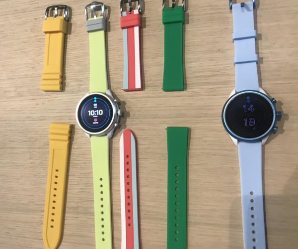 Fossil ha presentato uno smartwatch dedicato allo sport