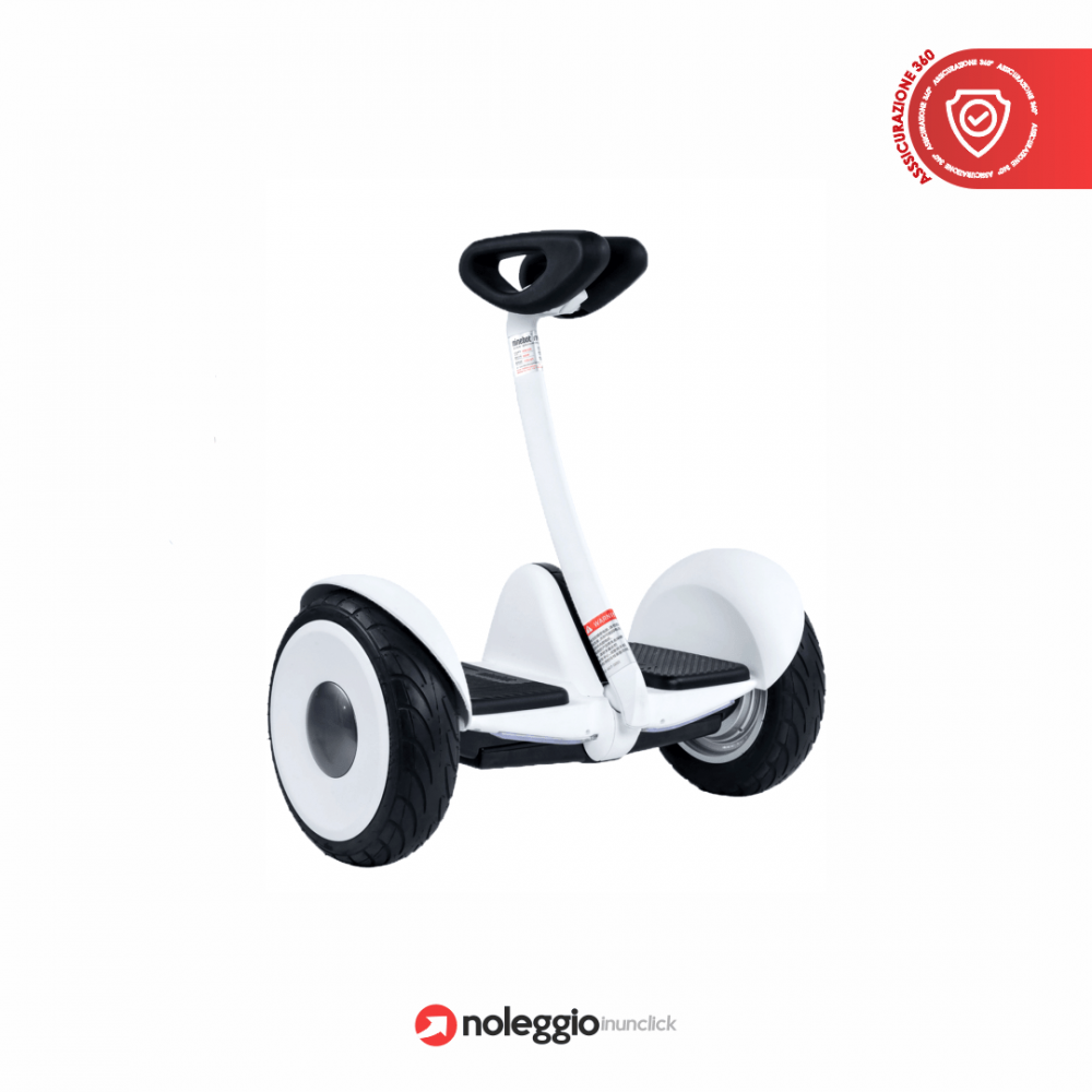 NINEBOT S BY SEGWAY BLACK/WHITE