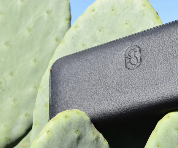 Dalle foglie dei cactus arriva la pelle (per scarpe, borse, portafogli) vegana ed ecosostenibile