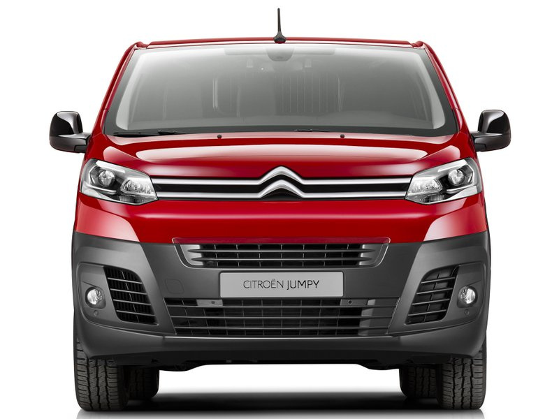 CITROEN JUMPY BLUEHDI 100 M CLUB