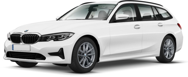 BMW SERIES 3 SW 318d Business Advantage Touring noleggio lungo termine
