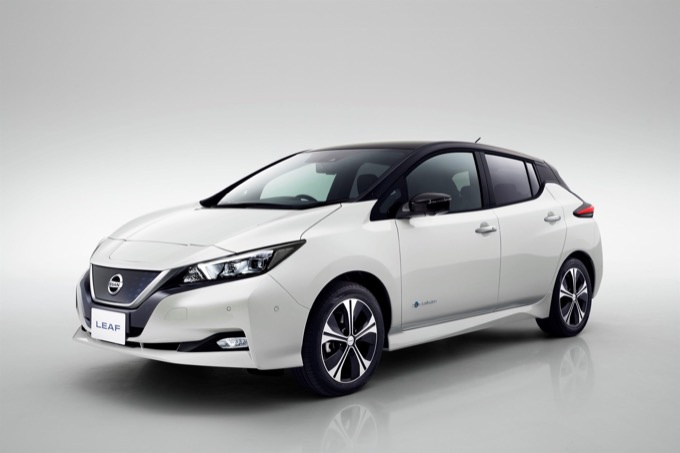 NISSAN LEAF BUSINESS 40KWH