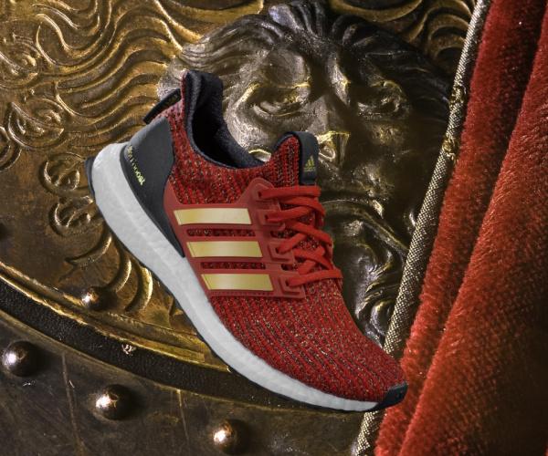 Le scarpe Adidas dedicate a Game of Thrones