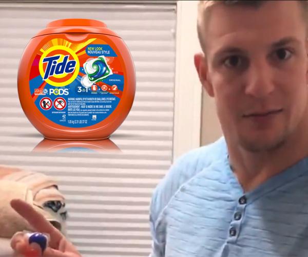 Tide Pods Challenge, la nuova stupida moda di mangiare detersivo