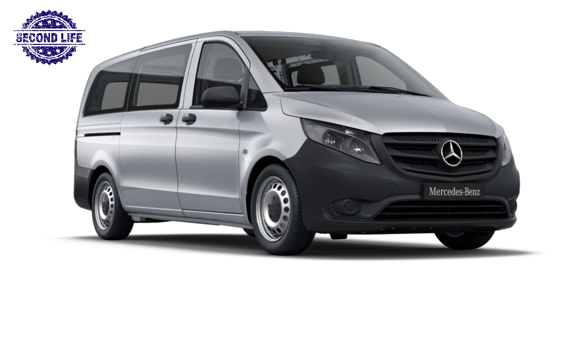 MERCEDES VITO SECOND LIFE