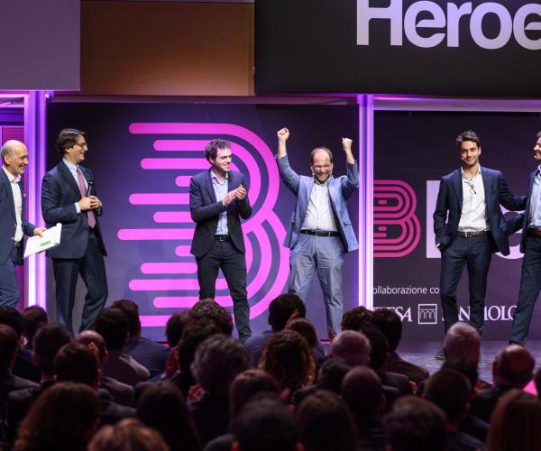 Enerbrain, la startup che migliora l'aria all'interno degli edifici, vince B Heroes