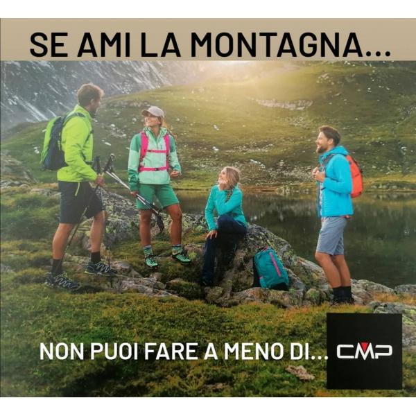 Giubbotti, pantaloni, bermuda, t-shirt, polo, scarpe.... Tutto quello che serve per il trekking. Uomo e donna!