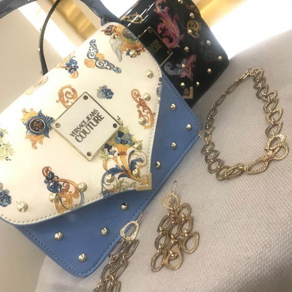 borsa di Versace Jeans Couture.