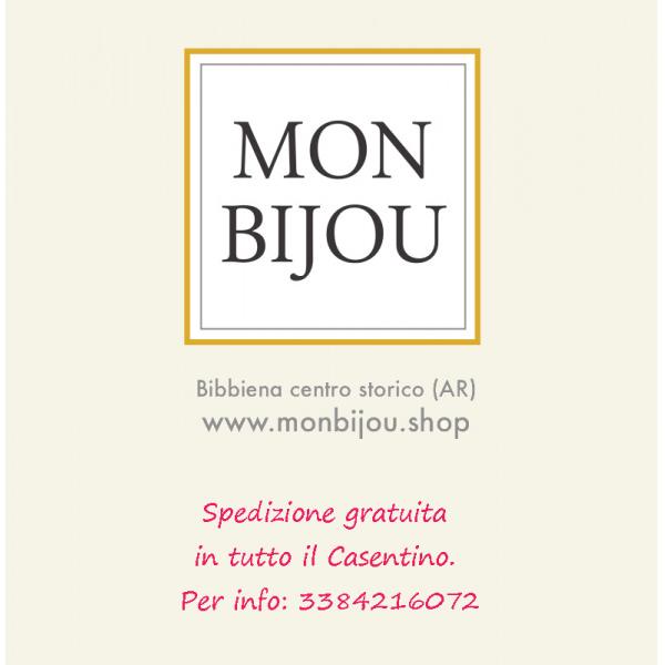 Vuoi farti un regalo, vuoi scegliere un regalo per una persona cara, #turestaacasa che arriva Mon Bijou. Only Mon Bijou! www.monbijou.shop oppure contattare 3384216072