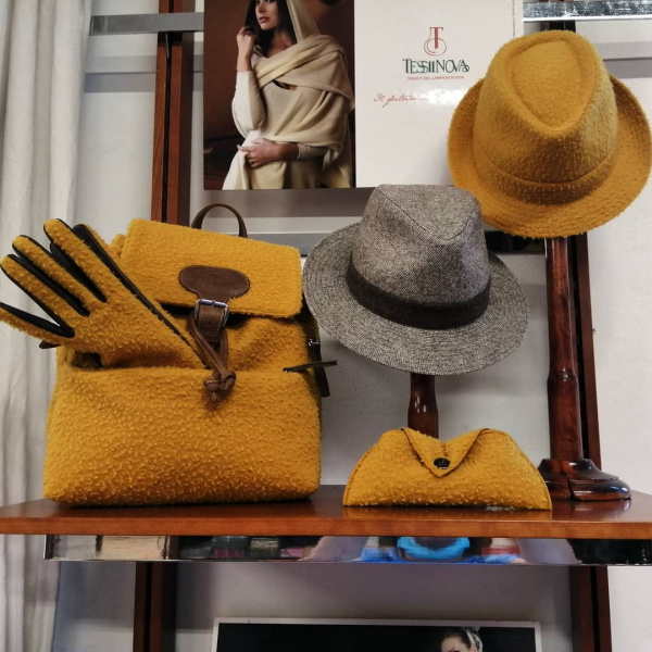 Borse, Cappelli e tanto altro!! #newcollection #pannocasentino