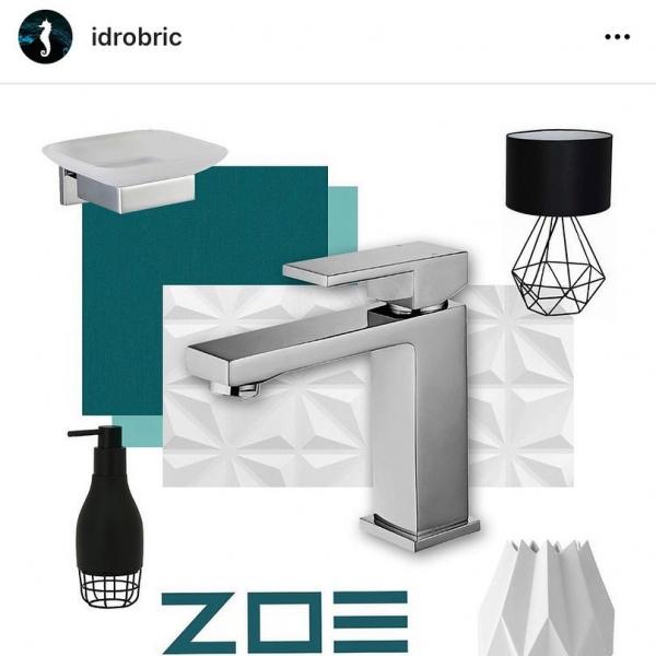 rubinetteria per bagno e cucina della linea Idrobric...tanti modelli dallo stile moderno e/o classico