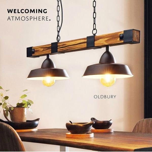 Lo stile rustico e vintage della lampada Olbury di EGLO  crea un'atmosfera accogliente ed elegante al tempo stesso. Vieni in negozio per vedere tanti articoli già disponibili o per avere un preventivo per tantissimi altri modelli disponibili su ordinazion