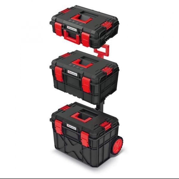 NOVITÀ linea storage professionale #kistenberg : la nuova serie X BLOCK PRO  ti permette di ottenere il tuo organizer come più desideri e meglio si adatta alle tue esigenze lavorative