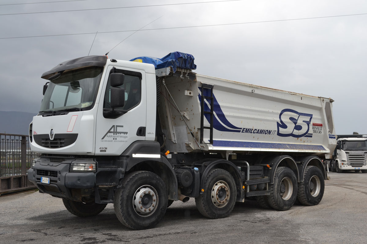 CAMION A 4 ASSI