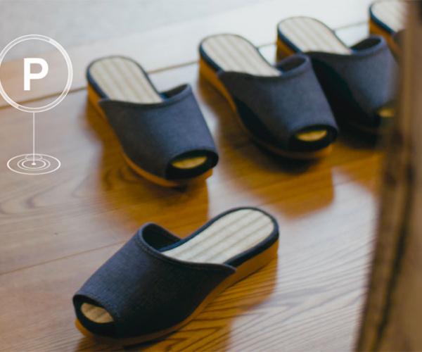 Nissan presenta le pantofole a guida autonoma