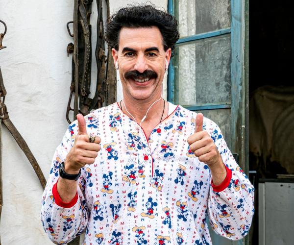 I 10 migliori baffi del cinema