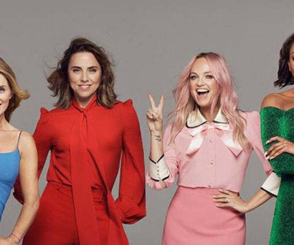 Le Spice Girls annunciano in un video su Facebook il nuovo tour