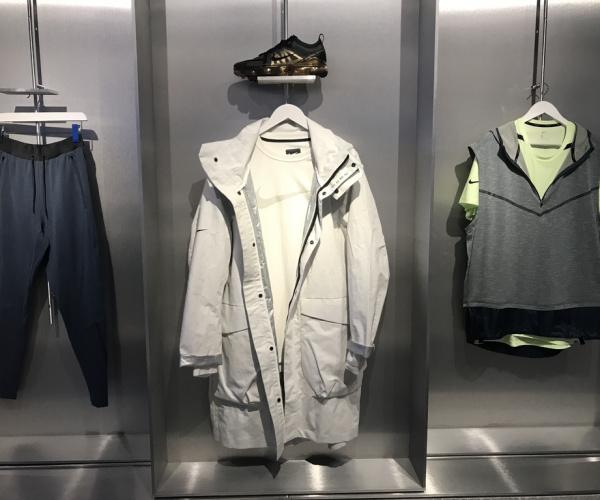 La nuova collezione Nike progettata dall'intelligenza artificiale