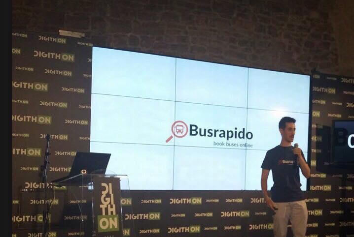 Chi sono e che fanno Busrapido e le altre startup premiate a Digithon