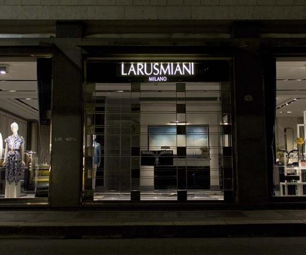 MWC2018   Shopping high-tech e lusso, la nuova esperienza in store di Larusmiani