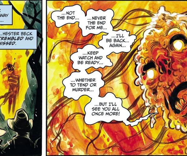 5 streghe dei fumetti