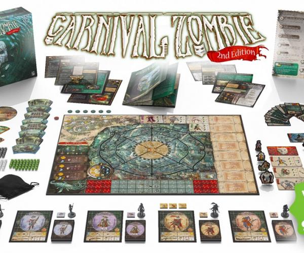 Il gioco da tavolo in cui gli zombie invadono la fashion week