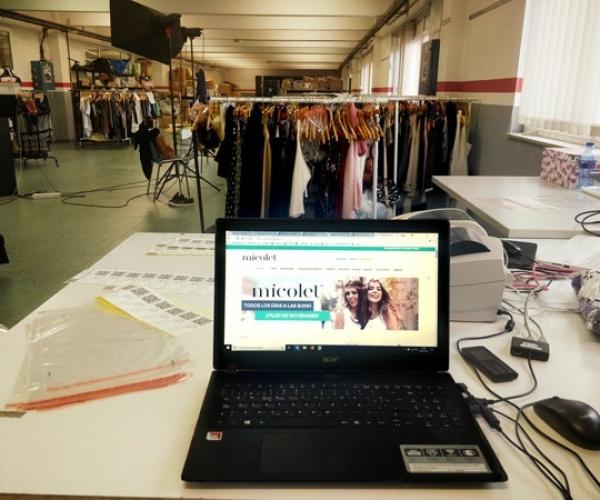 Micolet.com sbarca in Italia: abiti di seconda mano in vendita online