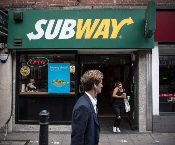 Il pane di Subway non è pane
