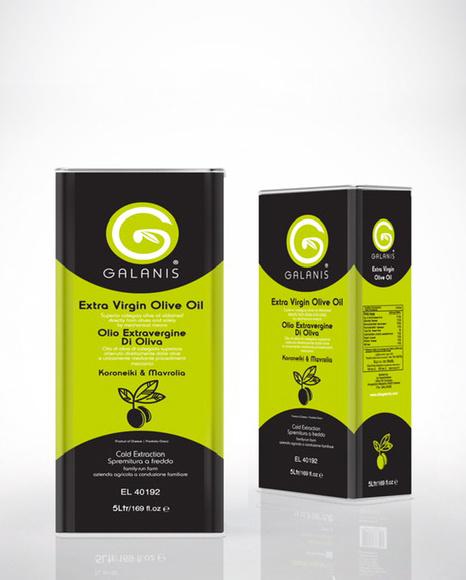 GALANIS MIX - 5 liter Tin