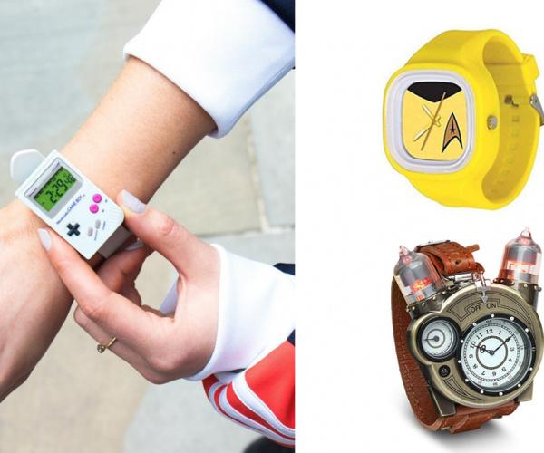 Idee per San Valentino, 10 orologi assurdi e originali