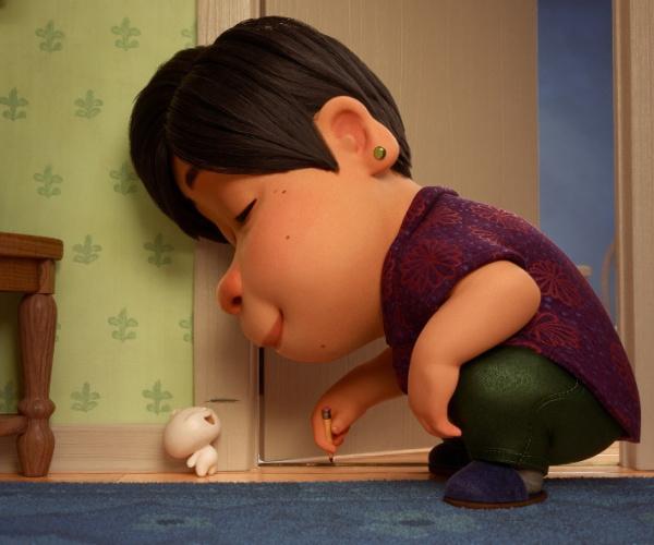 Bao, guarda il nuovo corto animato Pixar